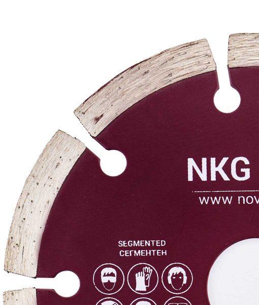 Диамантен диск за бетон и камък сегментен 2