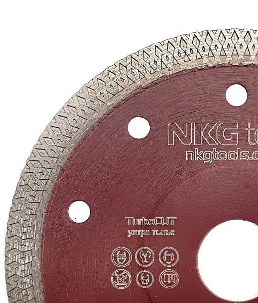 Диамантен диск за плочки TurboCUT тънък 3
