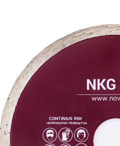 Диамантен диск за плочки с непрекъснат режещ ръб 2