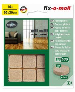 Подложки за крака на столове и мебели Fix-o-moll серия BigDuo 2