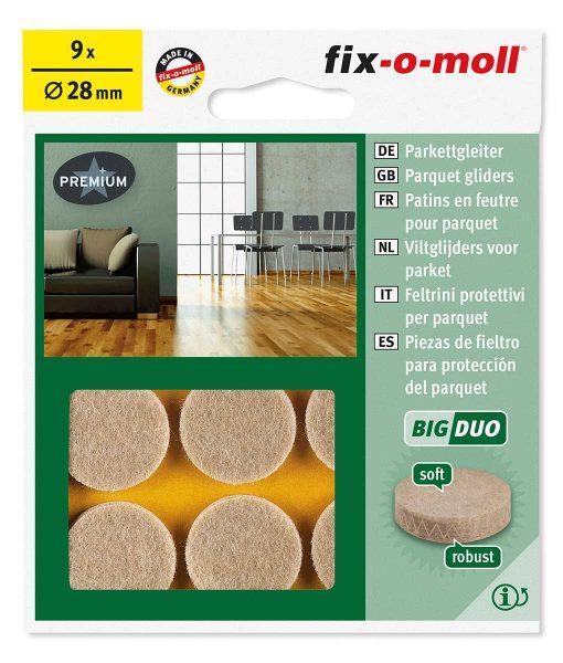 Подложки за крака на столове и мебели Fix-o-moll серия BigDuo 3