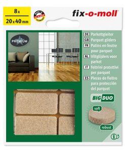 Подложки за крака на столове и мебели Fix-o-moll серия BigDuo 4