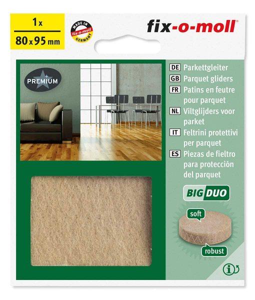 Подложки за крака на столове и мебели Fix-o-moll серия BigDuo 6
