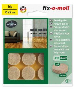 Подложки за крака на столове и мебели Fix-o-moll серия BigDuo