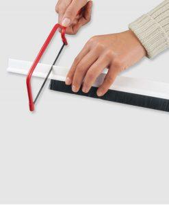 Четка за врата Standard с винт fix-o-moll 4