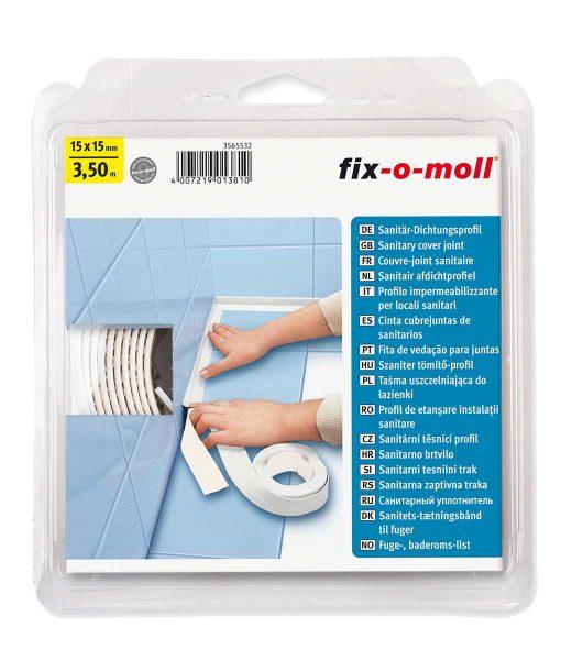 Уплътнение за баня ролка fix-o-moll 2