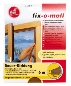 Уплътнение за врати и прозорци fix-o-moll 2