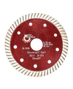 Диамантен диск универсален турбо Kern