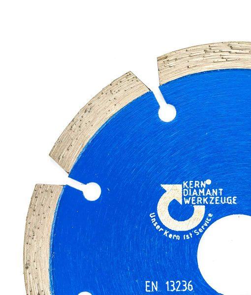 Диамантен диск за бетон и керемиди сегментен Kern 2
