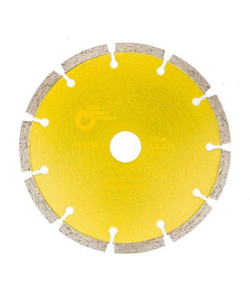 Диамантен диск за бетон и камък сегментен Kern