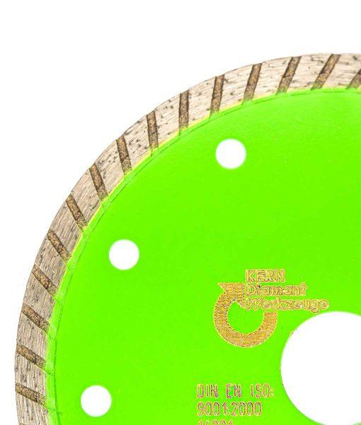 Диамантен диск за бетон турбо Kern 2