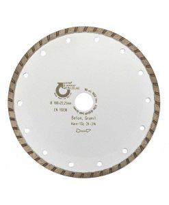 Диамантен диск за бетон турбо Silverline Kern