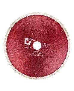 Диамантен диск за плочки фин срез Kern