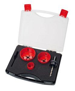 Комплект биметални боркорони 5 части Keil система 320