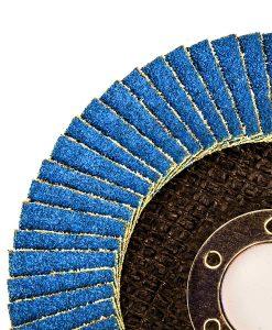 Ламелен диск за ъглошлайф за стомана и инокс Rasta 2
