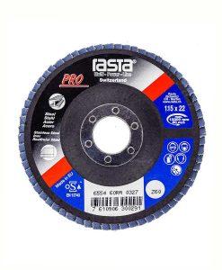 Ламелен диск за ъглошлайф за стомана и инокс Rasta