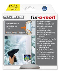 Фолио за стъкла изолационно fix-o-moll 2