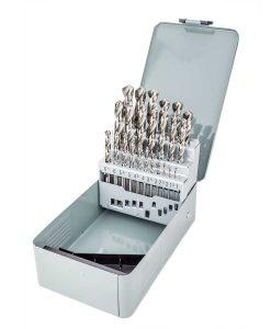 Комплект свредла за метал 25 бр. HSS DIN 338 KEIL