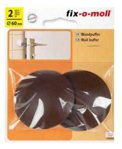 Буфер за врата стенен кръгъл fix-o-moll 3
