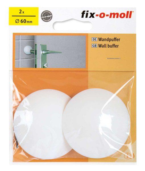 Буфер за врата стенен кръгъл fix-o-moll