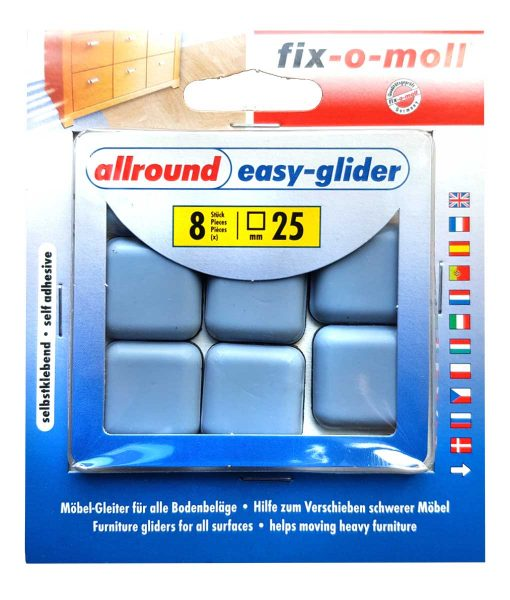Подложки за крака на мебели Easy Glider fix-o-moll 2