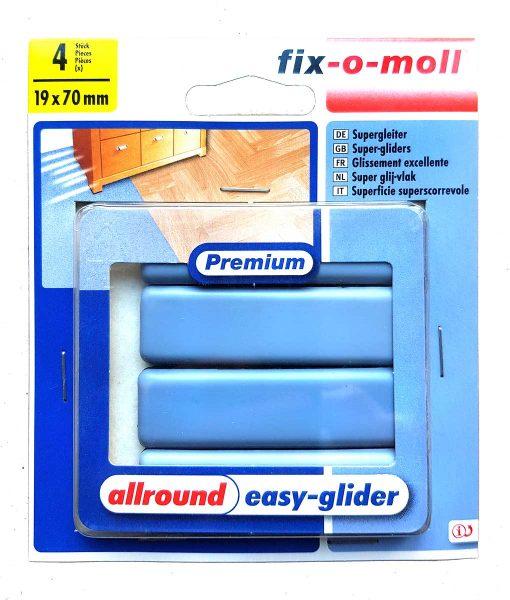 Подложки за крака на мебели Easy Glider fix-o-moll 3