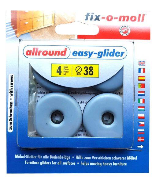 Подложки за крака на мебели Easy Glider fix-o-moll 4