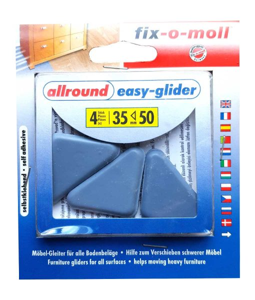 Подложки за крака на мебели Easy Glider fix-o-moll 6
