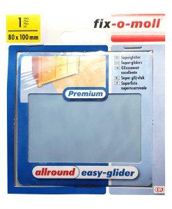 Подложки за крака на мебели fix-o-moll Easy glider плоски 3