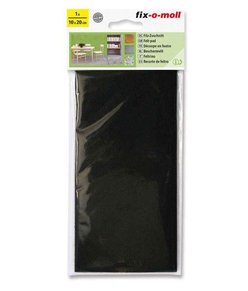 Подложки за мебели филцови кафяви fix-o-moll 5