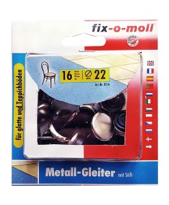Подложки за мебели с пирон за килим метални fix-o-moll