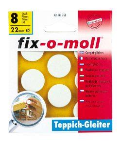 Подложки за мебели самозалепващи за килим пластмасови fix-o-moll