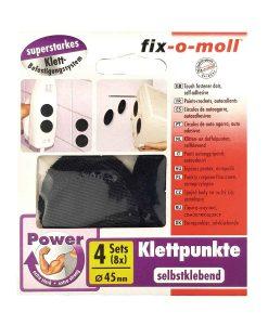 Велкро лепенки Power fix-o-moll