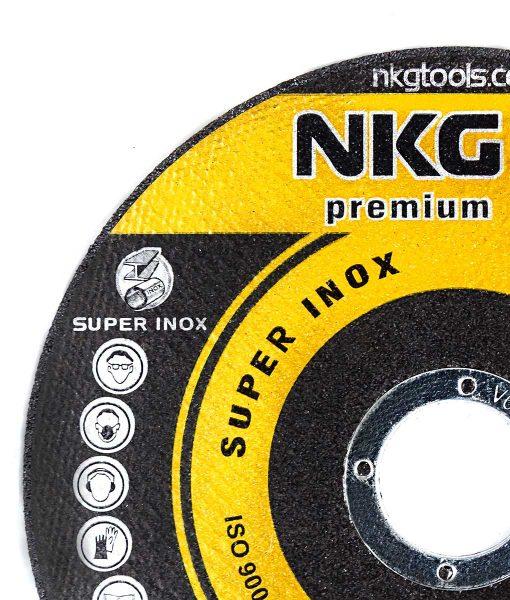 Диск за ъглошлайф за рязане на инокс SuperINOX 3