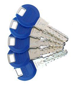 Ключалка за врата Expert с късо рамо Kaba 3