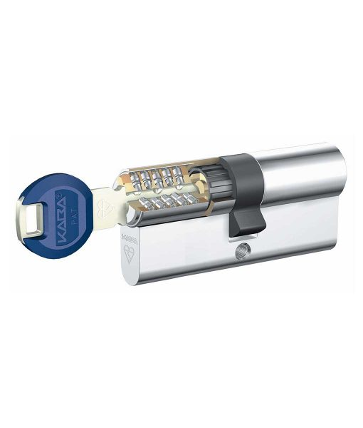 Ключалка за врата Expert с късо рамо Kaba 5