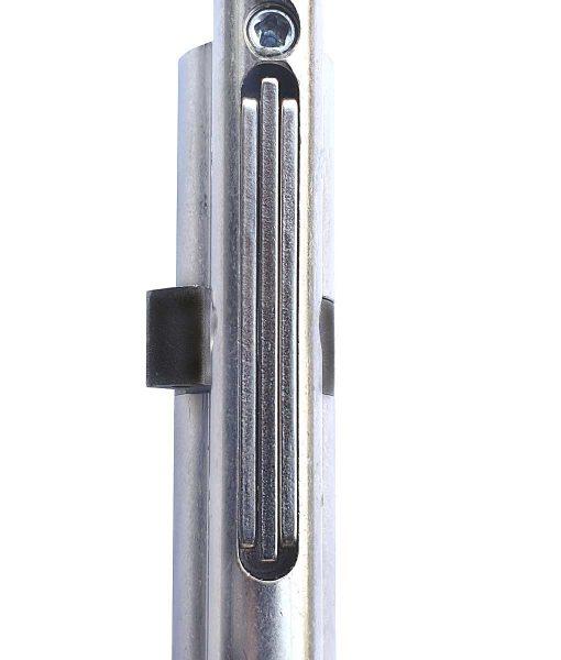 Ключалка за врата Expert с късо рамо и ламели Kaba 3