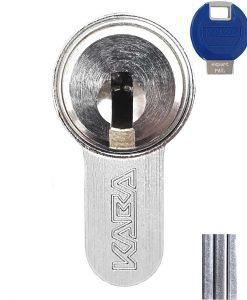 Ключалка за врата Expert с късо рамо и ламели Kaba