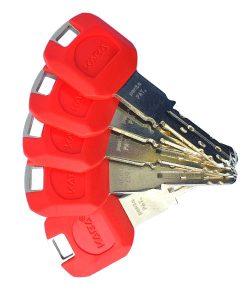 Ключалка за врата Penta с дълго рамо Kaba 3