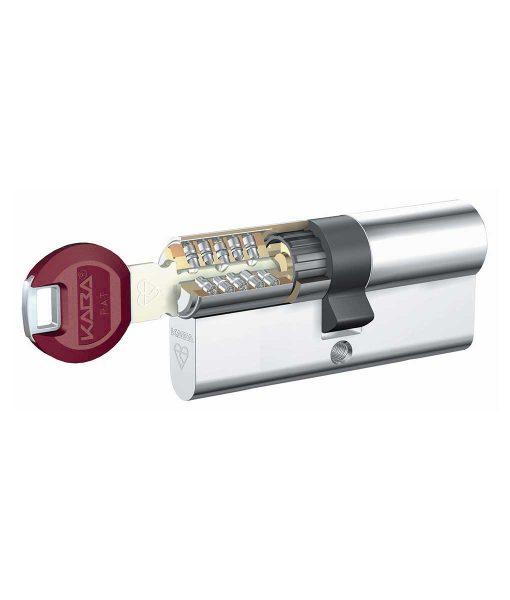 Ключалка за врата Penta с късо рамо Kaba 5