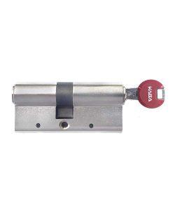Ключалка за врата Penta с късо рамо и ламели Kaba 2