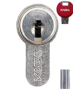 Ключалка за врата Penta с късо рамо и ламели Kaba
