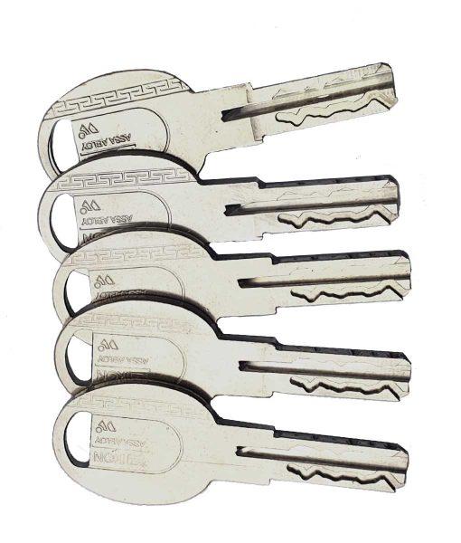 Ключалка за врата ZIKON W10 4