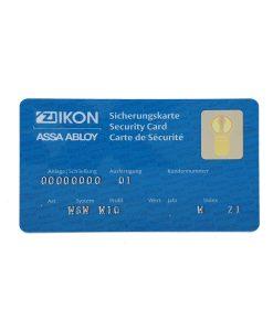 Ключалка за врата ZIKON W10 5