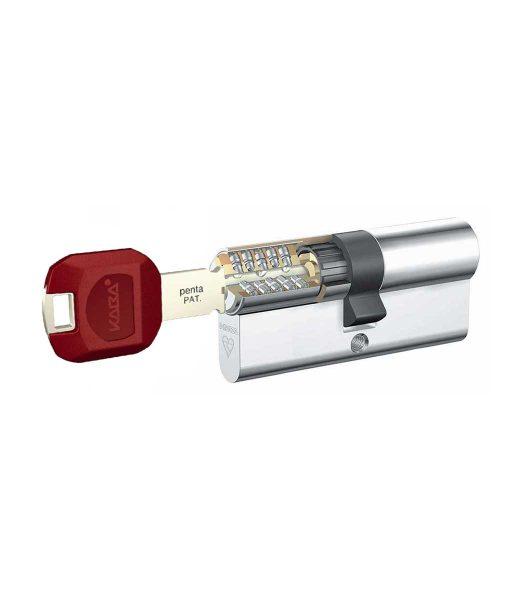 Ключалка за врата Penta с дълго рамо Kaba 5