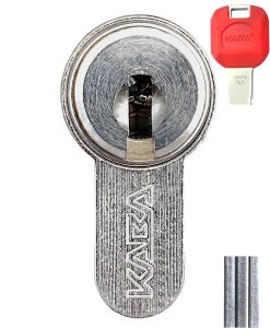 Ключалка за врата Penta с дълго рамо и ламели Kaba