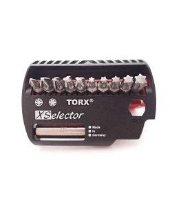 Комплект битове за винтоверт PZ TORX Wiha 2