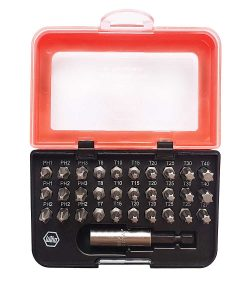 Комплект битове за винтоверт PH TORX 31 части Wiha