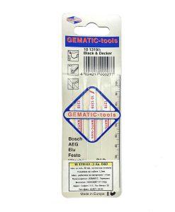 Нож за зеге B&D за неръждаема стомана (инокс) Gematic 2
