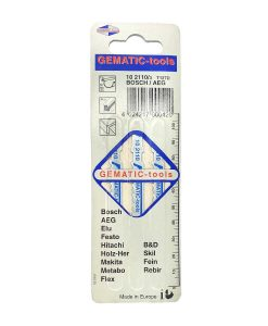 Нож за зеге Bosch за алуминий, цветни метали, PVC Gematic 2